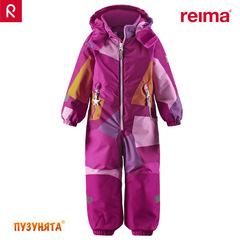 Зимний комбинезон Reima Kiddo Poppoo 520157A-4834 berry pink