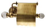 Держатель туалетной бумаги Migliore Cristalia ML CRS-60.206 BR бронза