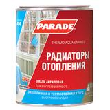 PARADE Эмаль CLASSIC А4 120С Радиаторы отопления Бел. п/мат.