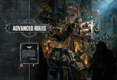 Warhammer 40,000 Rulebook. 8 редакция. Страницы