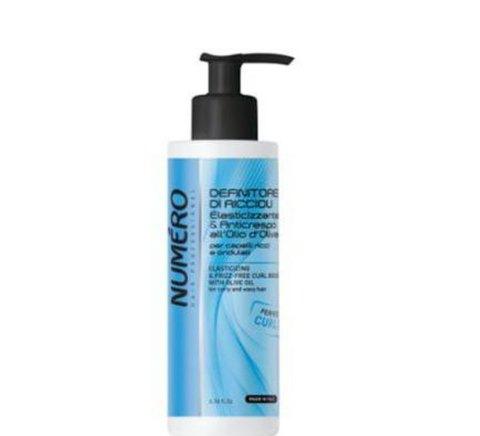 Brelil Numero Professional Perfect Curly Gel - Гель для моделирования вьющихся волос с оливковым маслом