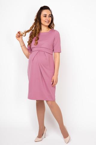 Платье 07965 розовый
