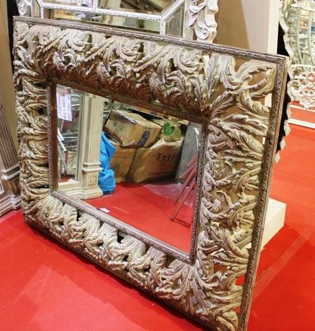 зеркало большое  в раме 01-36 ( MAGIC MIRROR )