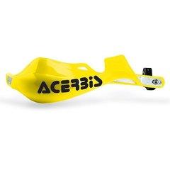 Защита рычагов, рук Acerbis. Узкие лопухи, жёлтый, (22-28)