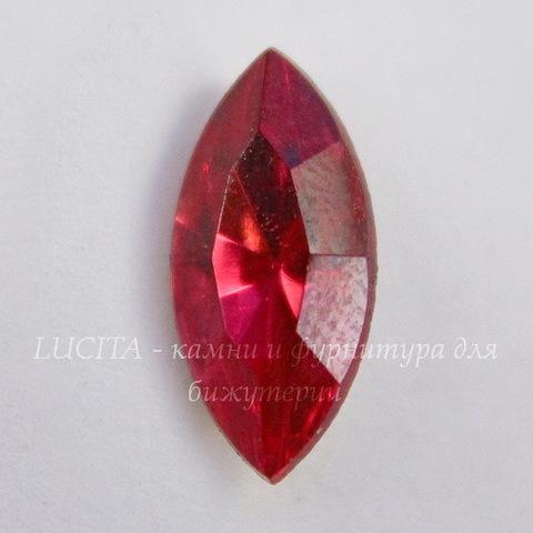 Ювелирные стразы Preciosa Rose (15х7 мм)