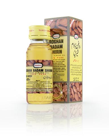 Миндальное масло Roghan Badan Shirin, 100 мл