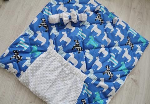 Зимнее одеяло - конверт - трансформер на выписку
