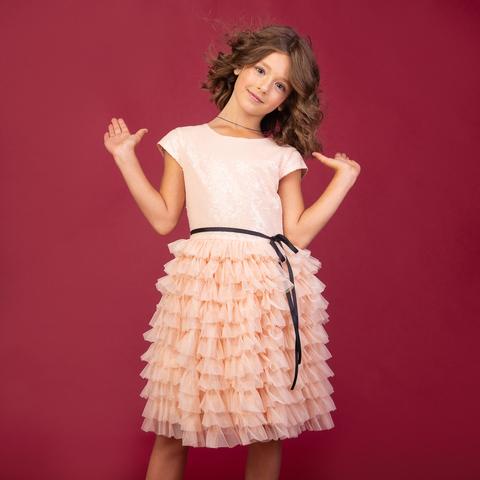 """Коктейльное платье """"Posh Pinky"""""""