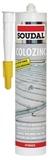 Клей-герметик Soudal Colozinc для металлочерепицы 290мл (12шт/кор)