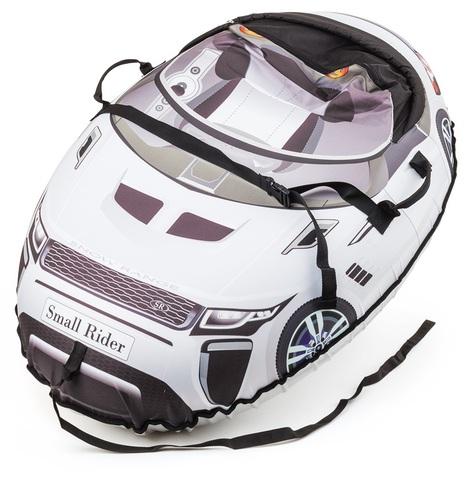 Тюбинг Small Rider Snow Cars BM Ranger белый