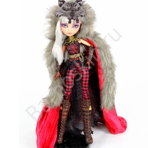 Кукла Ever After High Сериз Вульф (Cerise Wolf) Эксклюзив Комик-Кон - Comic-Con 2014 exclusive, Big Bad Wolf, Mattel