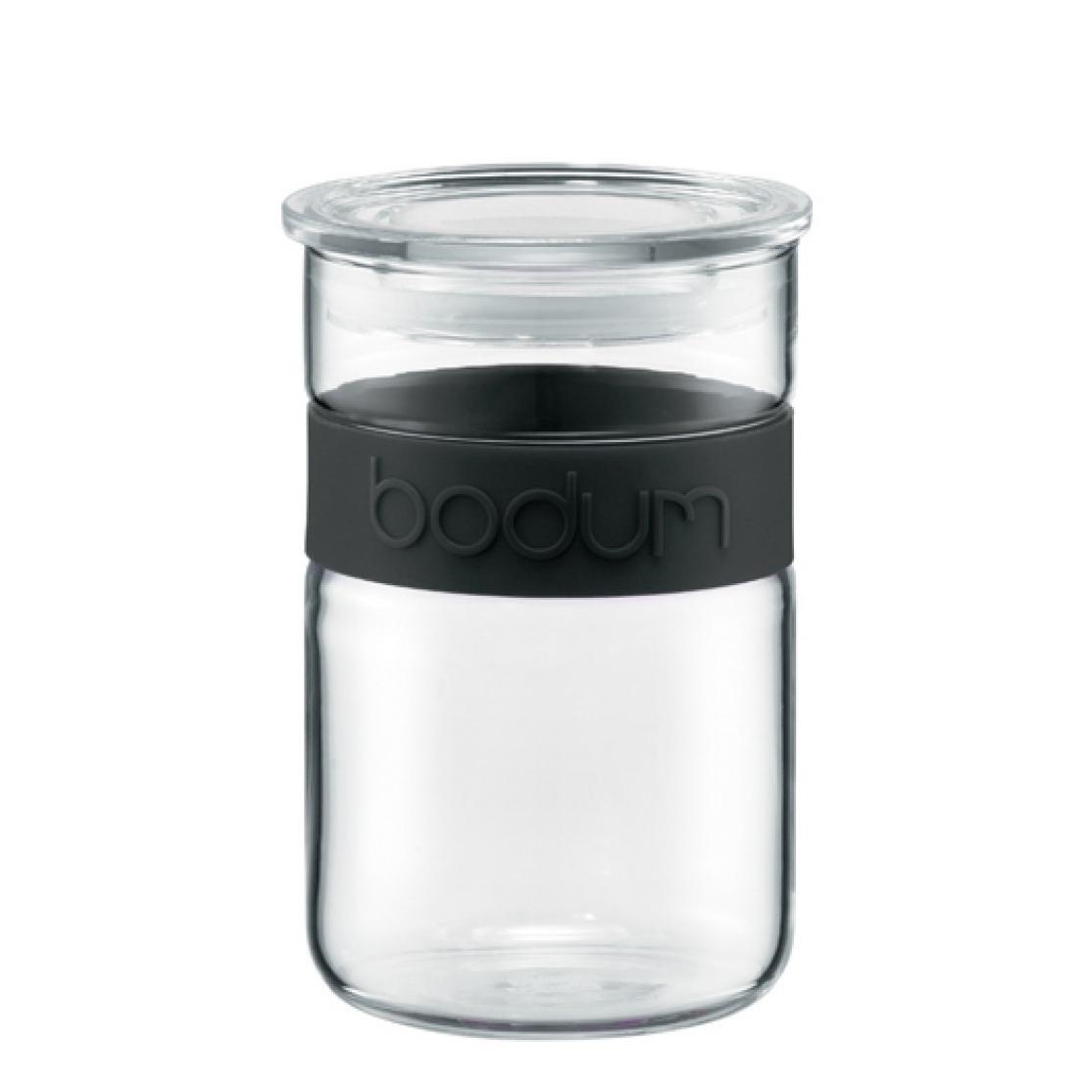 Банка для хранения Bodum Presso (0,6 литра), черная
