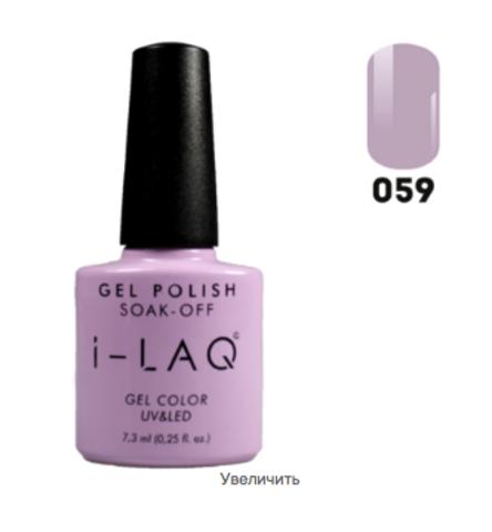 Гель лак для ногтей I-laq  059, 7,3 мл.