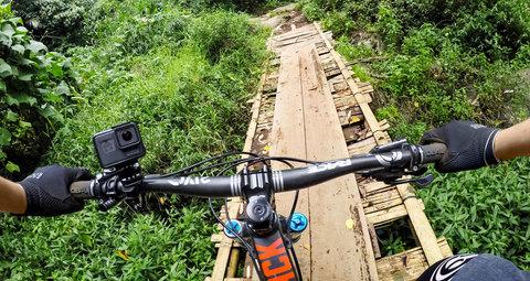Handlebar / Seatpost / Pole Mount - Крепление на руль/подседельный штырь/лыжные палки 9-35мм