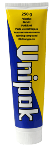 Большая упаковка пасты Unipak 250 гр.