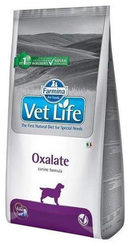 Корм для собак Farmina Vet Life Canine Oxalate (12 кг)