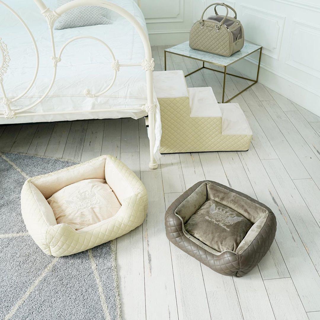 сумки и лежанки для маленьких собак
