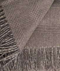 Плед 160х220 Kate коричневый от CO.BI.