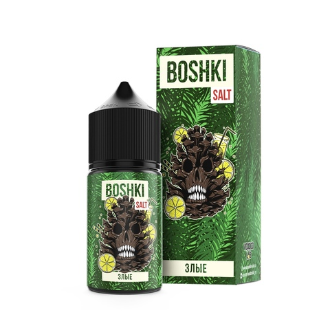 Злые by Boshki Salt 30мл