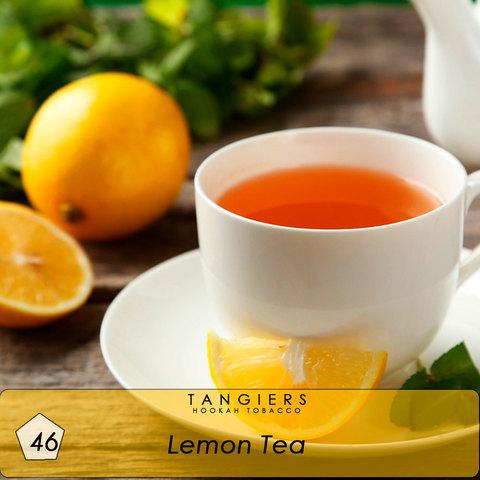 Табак Tangiers Lemon Tea T46 (Танжирс Лимонный Чай) |Noir 20г