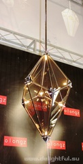 Люстра ROLL & HILL Maxhedron suspension lamp 03