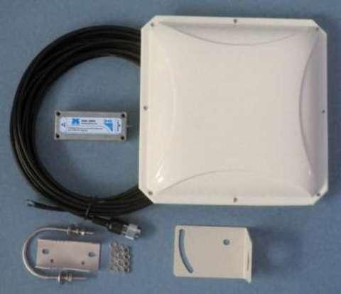 Комплект усиления LTE сигнала для USB-модема 4G-SET  Дальняя Дача Petra Универсал