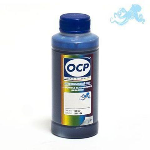 Чернила OCP LC 141 Light Cyan для Epson T50/T59/P50/TX800/TX700/TX650/RX610, 100 мл