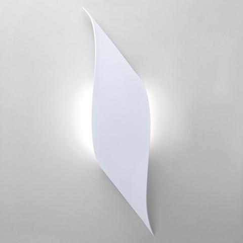 Настенный светодиодный светильник 40130/1 LED белый