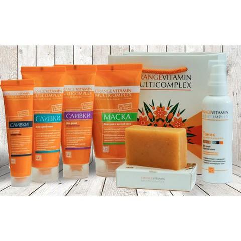 Набор косметики Orange Vitamin Multicomplex