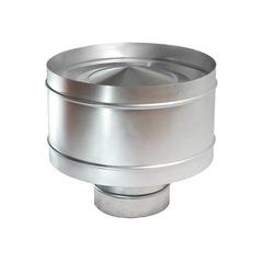 Дефлектор крышный D 125 оцинкованная сталь