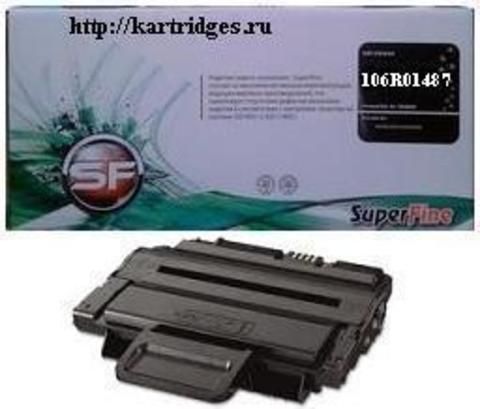 Картридж SuperFine SF-106R01487