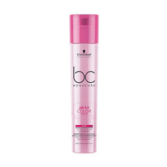 Обогащенный мицеллярный шампунь Schwarzkopf BC Bonacure pH 4.5 Color Freeze Micellar Rich Shampoo