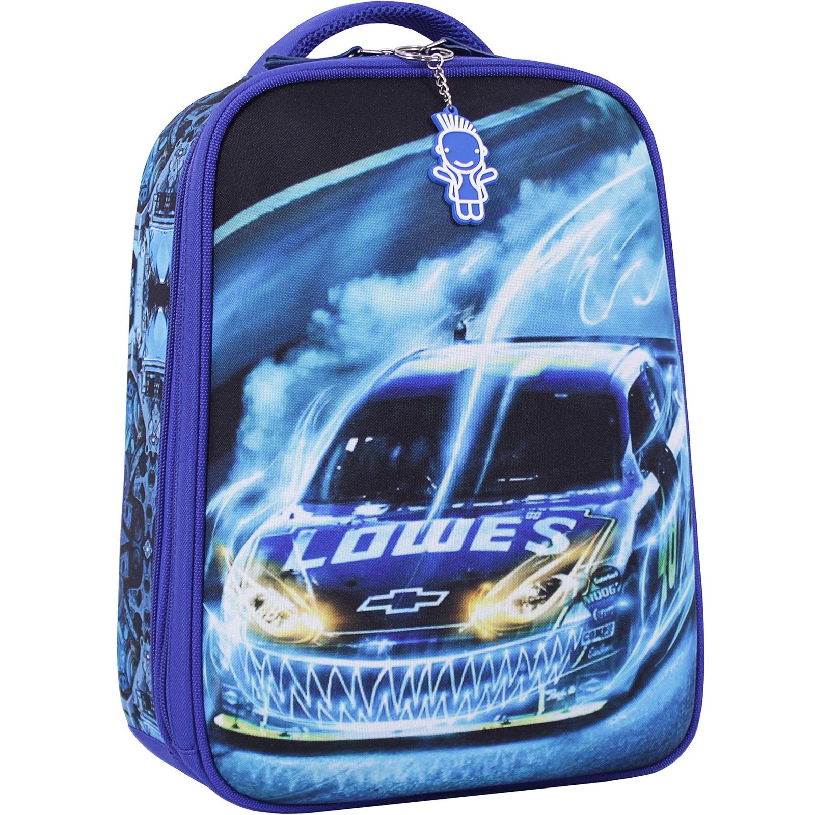 Школьные рюкзаки Рюкзак Bagland Turtle 17 л. синий 555 (0013466) IMG_1919_суб.555_.JPG