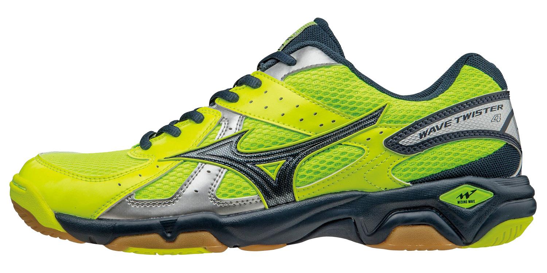 Волейбольные кроссовки для мужчин  Mizuno Wave Twister 4 (мизуно твистер) со скидкой