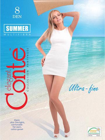 Женские колготки Summer 8 Conte