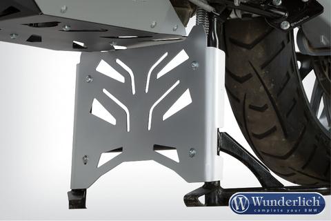 Защита опоры BMW R1200GS/GSA серебро