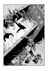 Классические Черепашки-Ниндзя. Книга 5. Война в Городе (Ultimate обложка)