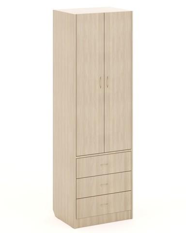 Шкаф ШК-12 ясень шимо светлый