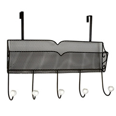 вешалка в стиле «loft»  48x15x42 см