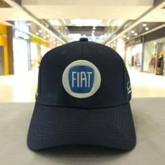 Кепка Фиат черная (Бейсболка Fiat)
