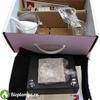 Подарочный набор с биокамином АФИША (размер S)