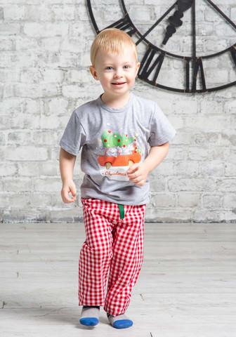 Домашние брюки и футболочка