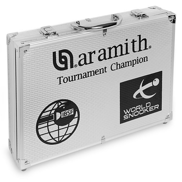 Шары ARAMITH TOURNAMENT CHAMPION PRO-CUP 1G SNOOKER Ø52,4ММ В КЕЙСЕ