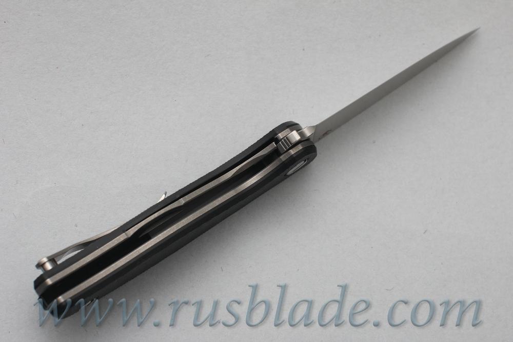 Shirogorov F3 Vanax 35 G10 w/bearings