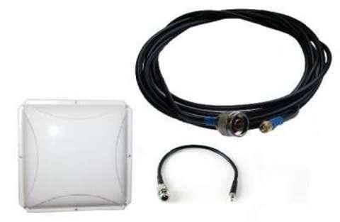 Комплект усиления LTE сигнала для модема 4G-SET-Petra дальняя Дача