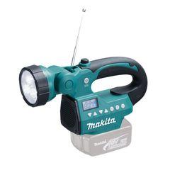 Радио-фонарь аккумуляторное Makita BMR050