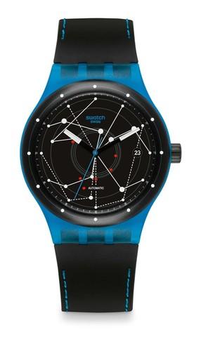 Купить Наручные часы Swatch SUTS401 SISTEM 51 по доступной цене