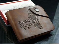 Мужской кошелек Bailini Style