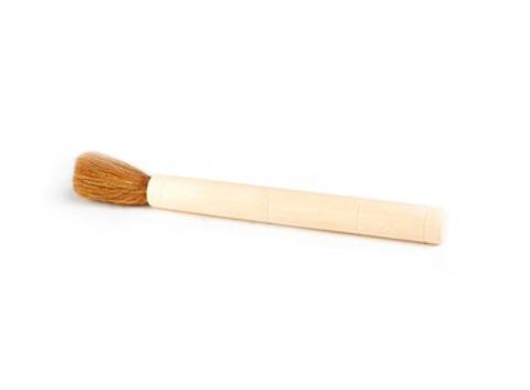 Кисточка с деревянной ручкой (светлое дерево) (упаковка 5 шт). Интернет магазин чая