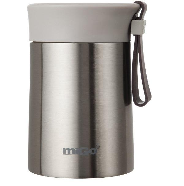 Термос для еды Aladdin Migo (0,4 литра) cерый